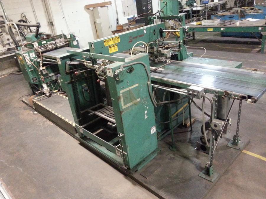 parry machine